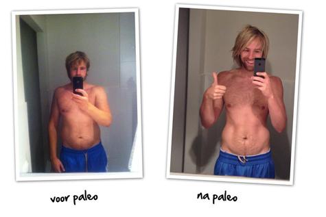 Review 101 Paleo Recepten Kookpakket voor en na
