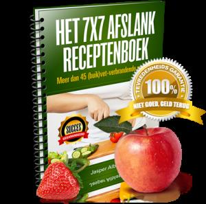 Review Het 7x7 afslank receptenboek