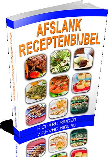 Review Afslank Receptenbijbel boek